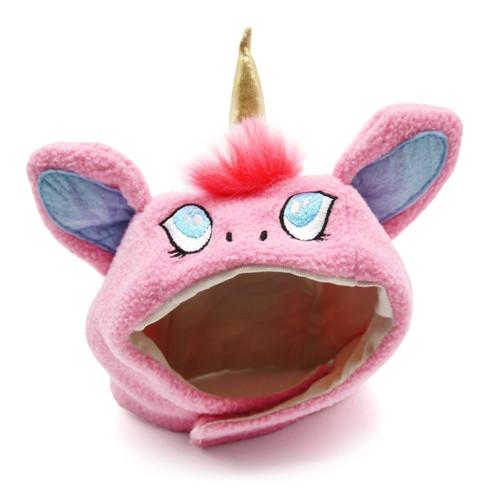 Dog Hat - Pink Unicorn