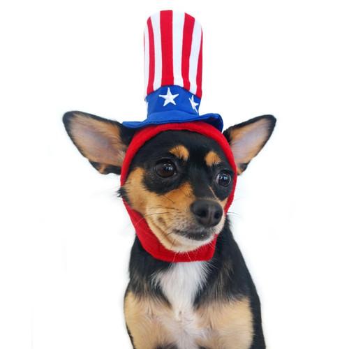 Dog Hat - Uncle Sam
