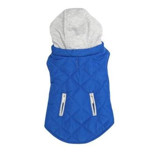 Dog Sweatshirt Hoodie - Royal Blue Weekender