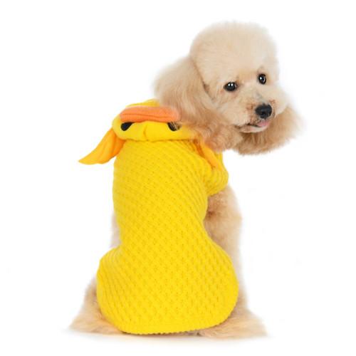 Dog Sweater - Duck