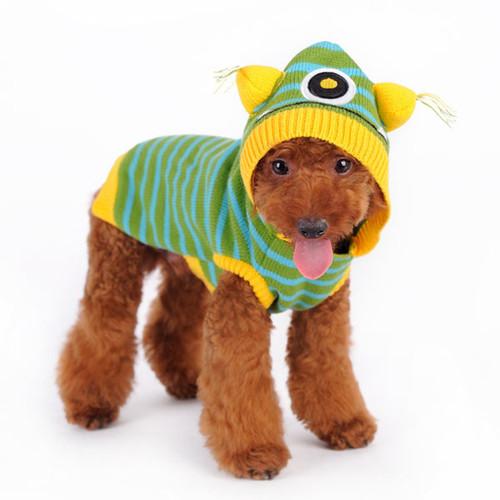 Dog Sweater - One Eye Monster