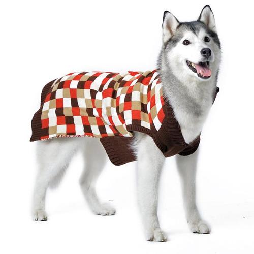 Dog Sweater - Mosaic