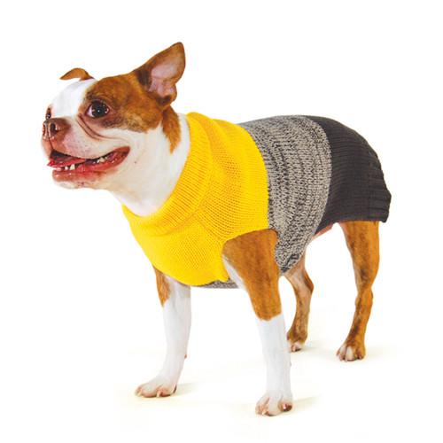 Dog Sweater - Color Block