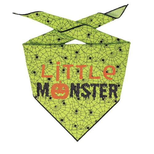 Dog Bandana - Little Monster