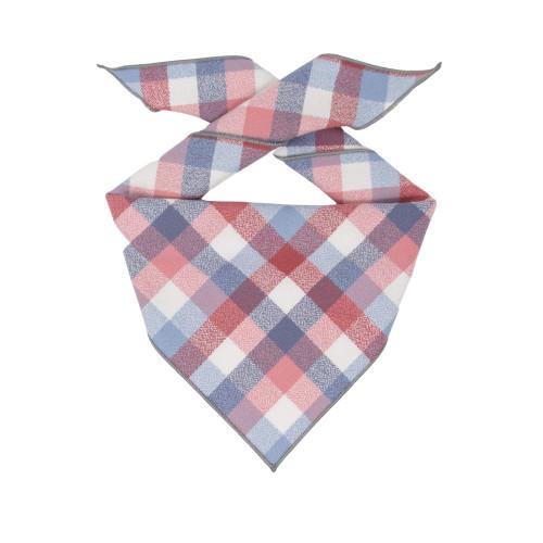 Dog Bandana - Plaid Luxe Flannel