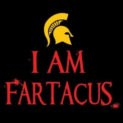Fartacus Dog Tank