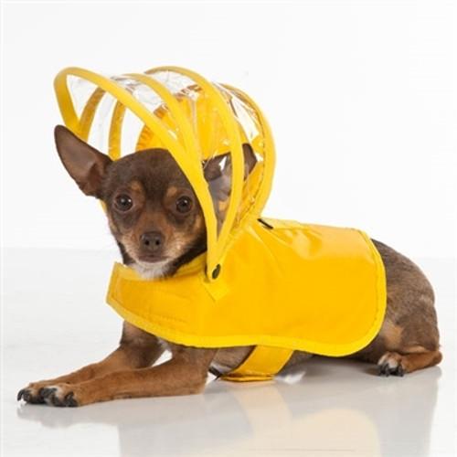 Yellow Dog Raincoat