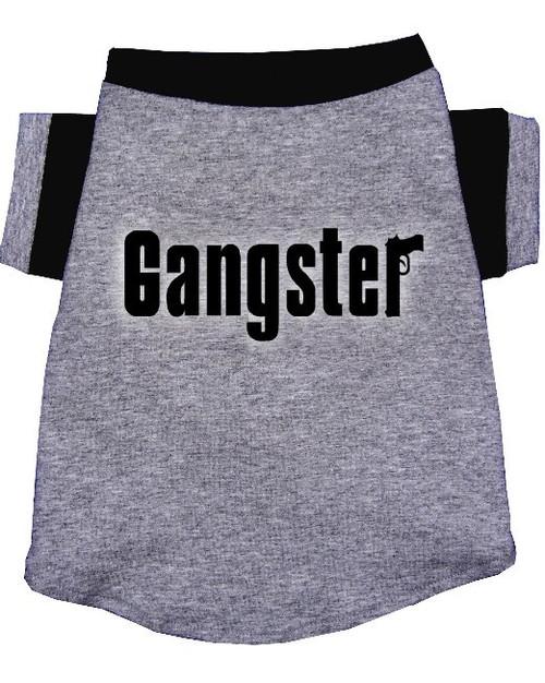 Gangster Dog Tee