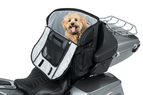 Dog Carrier | Rear Mounted Motorcycle Dog Carrier