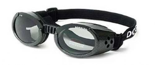 Doggles ILS Black Dog Goggles