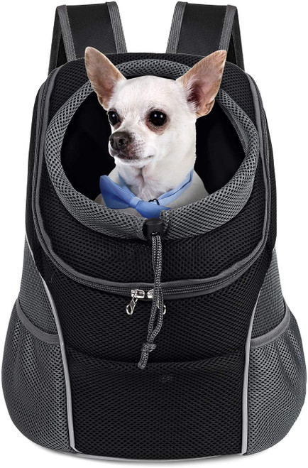 front facing dog carrier