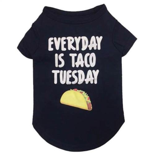Taco Tuesday Dog Tee