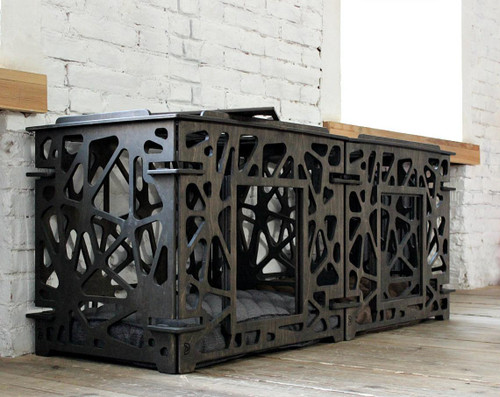 small double dog crate