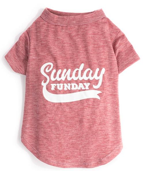 Sunday Funday Dog Tee