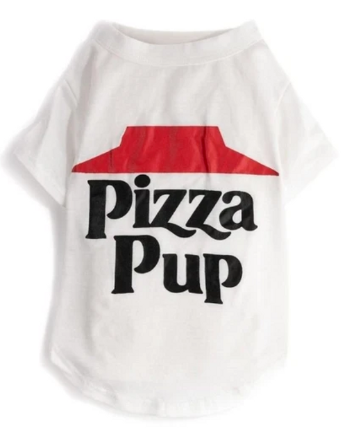 Pizza Pup Dog Tee