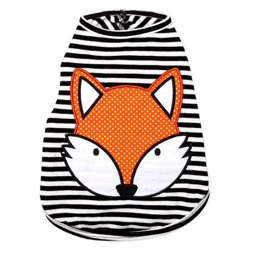 worthy dog foxy tee