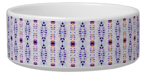 Bold Ikat Dog Bowl (2 Sizes)