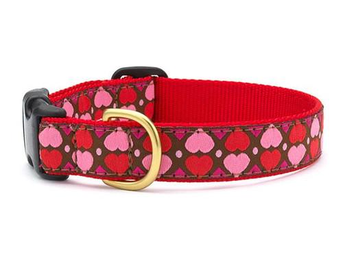 All Hearts Dog Collar