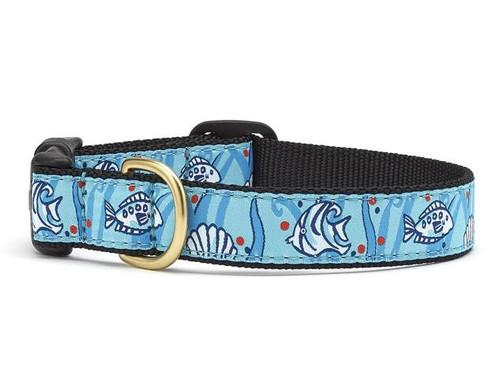 Angel Fish Dog Collar