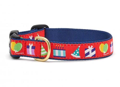Birthday Gift Dog Collar