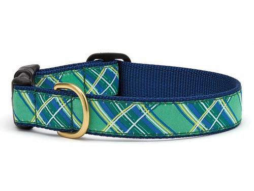 Kelly Plaid Dog Collar