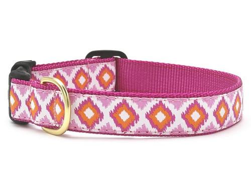 Pink Crush Dog Collar