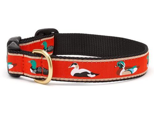 Sitting Ducks Dog Collar