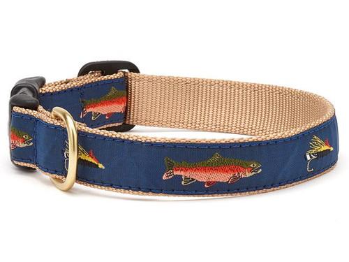 Trout Dog Collar
