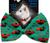 Happy Thanksgiving Pet Bow Tie