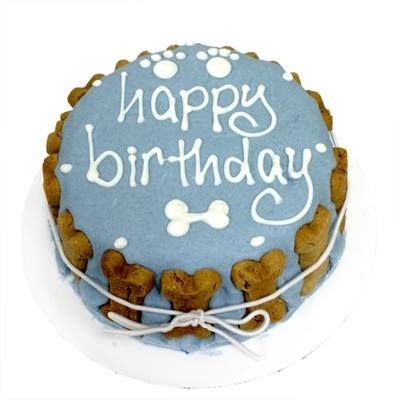 Doggie Birthday Cakes | Boy Dog Birthday Cake