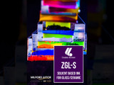 ZGL-S SOLVENT SCREEN PRINTING INK