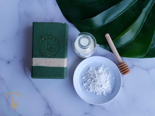 Honey & Poppy Seeds Bar Soap