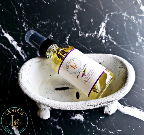 Lavender Royal Body Oil