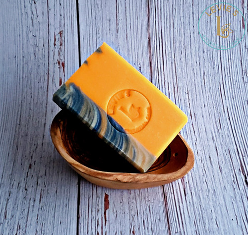 Autumn Joy Soap Bar made with Coconut Milk and Shea Butter