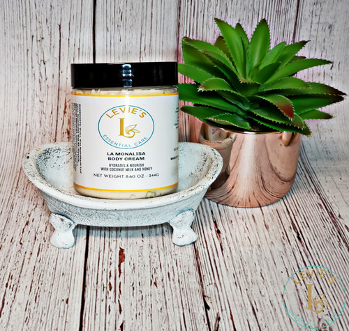 La Monalisa Body Cream