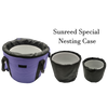 Minor Pentatonic Scale Frosted Crystal Bowl Sets