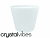 "#10"" Empyrean Spiral Crystal Singing Bowl F Note Cv10Fm35     #64000026"