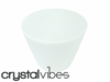 "#10"" Empyrean Spiral Crystal Singing Bowl E Note Cv10Ep45     #64000027"