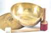 "13.75"" E/A# Note Himalayan Singing Bowl #e42500118"