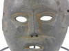 Primitive Tibetan Deity Mask Hand Carved #M716