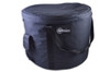 "Xtra Large Black Singing Bowl Carrying Case 17-20"""