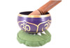 Purple Cast Himalayan Singing Bowl 4""