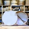 European Pegged drum with Reindeer Hide