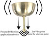 Zen Vibrapoint 1250 Therapeutic vibration application tool  *Pre Order**
