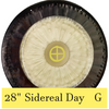 """28"""" SIDEREAL DAY G28-E-SI"""