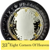 "EIGHT CORNERS OF HEAVEN 32"" G32-DC-B 32"