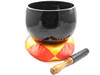 "Perfect Pitch D Japanese Style Rin Gong Singing Bowl 9"" +5 cents  66000167"