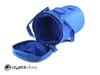 "Blue Handle Singing Bowl Carrying Case Large 8"""