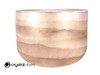 """13"""" Perfect Pitch A#  Note Garnet Fusion Empyrean Crystal Singing Bowl +0 cents  11001277"""