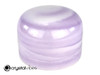 """10"""" Perfect Pitch D Note Amethyst Fusion Empyrean Crystal Singing Bowl +5 cents  11001323"""